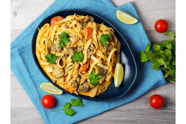 Thai tészta Mayo módra