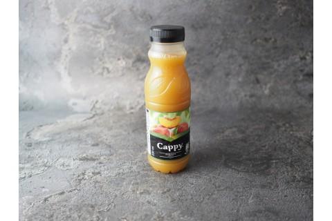 Cappy Őszibarack (0,33l)